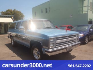 1987 Chevrolet Suburban Lake Worth , Florida 1