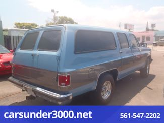1987 Chevrolet Suburban Lake Worth , Florida 3