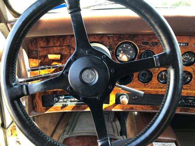 1987 Clenet Series III President Bill Clintons Lawyers Car SERIES 3 CONV in Boerne, Texas 78006
