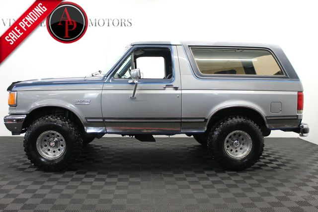 1987 Ford Bronco XLT WITH CRATE MOTOR