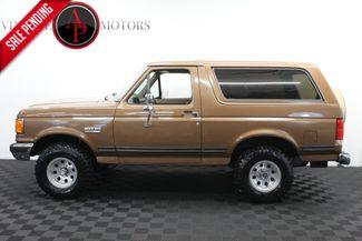 1987 Ford Bronco XL EDDIE BAUER 81K in Statesville, NC 28677