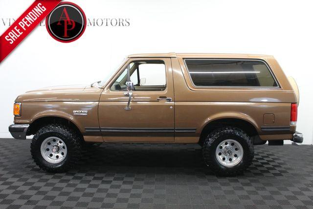 1987 Ford Bronco XL EDDIE BAUER 81K