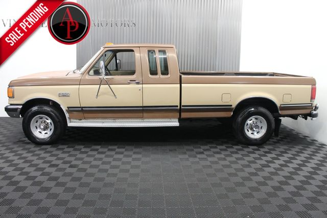 1987 Ford F-250 4X4 DIESEL EXTENDED CAB