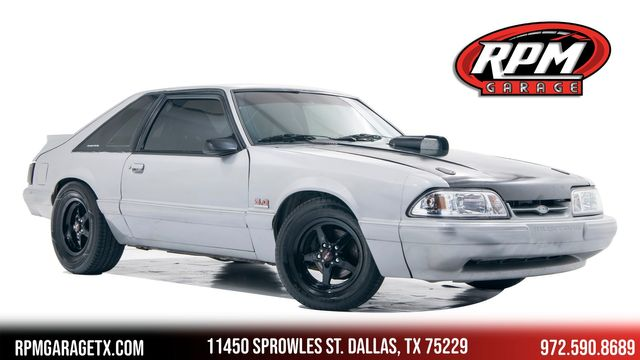 1987 Ford Mustang GT with Many Upgrades