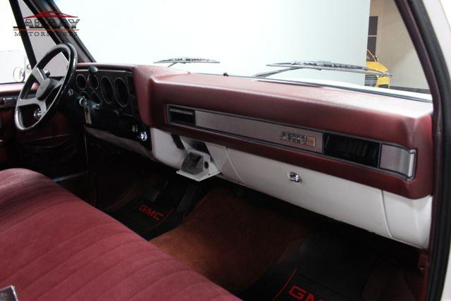 1987 GMC 1/2 Ton Pickups Merrillville, Indiana 14