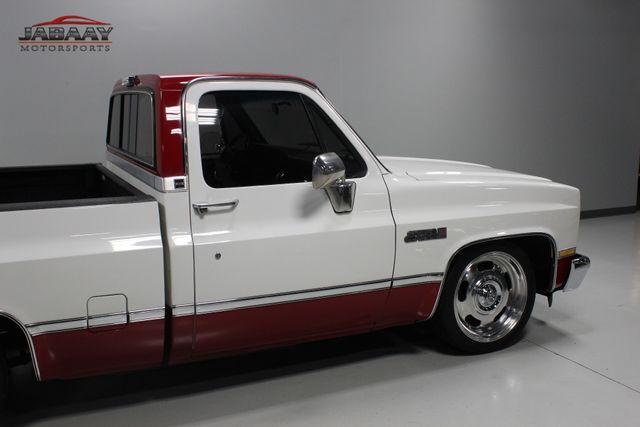 1987 GMC 1/2 Ton Pickups Merrillville, Indiana 30
