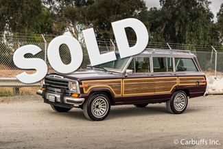 1987 Jeep Grand Wagoneer  | Concord, CA | Carbuffs in Concord