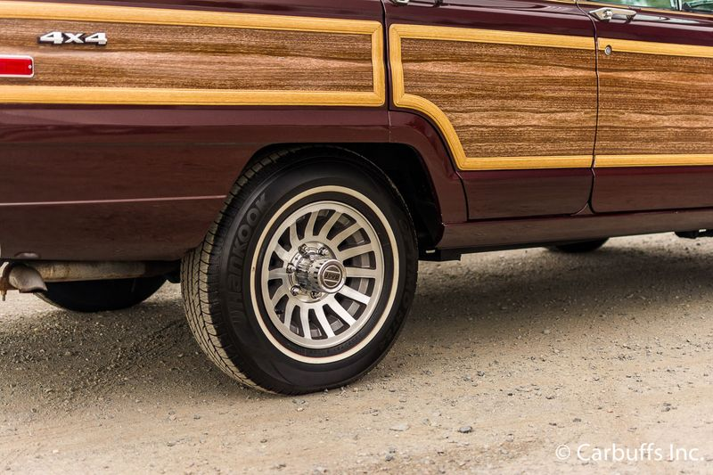 1987 Jeep Grand Wagoneer  | Concord, CA | Carbuffs in Concord, CA