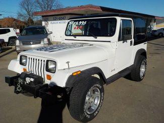 1987 Jeep Wrangler Base Fayetteville , Arkansas 1