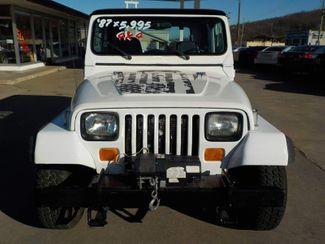 1987 Jeep Wrangler Base Fayetteville , Arkansas 2
