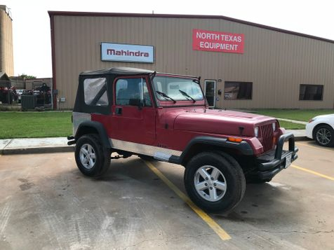 1987 Jeep Wrangler Base in Fort Worth, TX