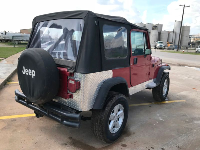 1987 Jeep Wrangler Base  city TX  North Texas Equipment  in Fort Worth, TX