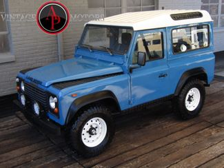 1987 Land Rover Defender D90 RESTORED DIESEL in Statesville, NC 28677