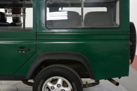 1987 Land Rover DEFENDER 110 SANTANA DIESEL 5SPD LHD DRY 4x4 LOW MILES | Denver, CO | Worldwide Vintage Autos in Denver, CO