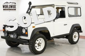 1987 Land Rover DEFENDER  in Denver CO