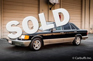 1987 Mercedes-Benz 300 Series 300SDL | Concord, CA | Carbuffs in Concord