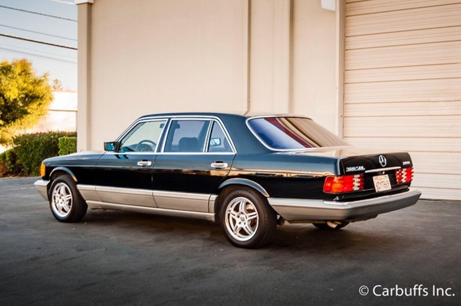 1987 mercedes benz 300 series 300sdl concord ca carbuffs rh carbuffs com Mercedes-Benz W140 Mercedes-Benz 190E
