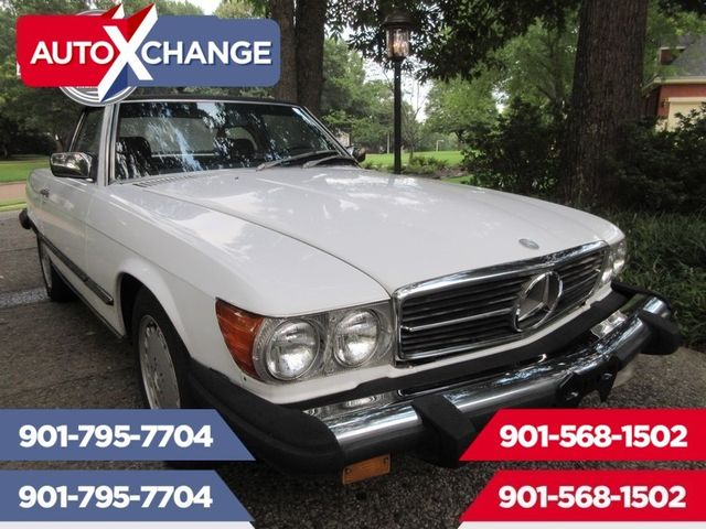 1987 Mercedes-Benz 560 Series 560SL