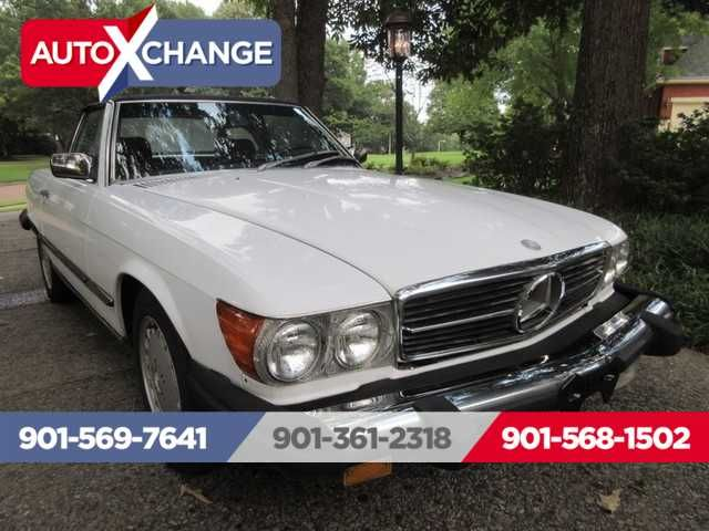 1987 Mercedes-Benz 560 Series 560SL in Memphis, TN 38115