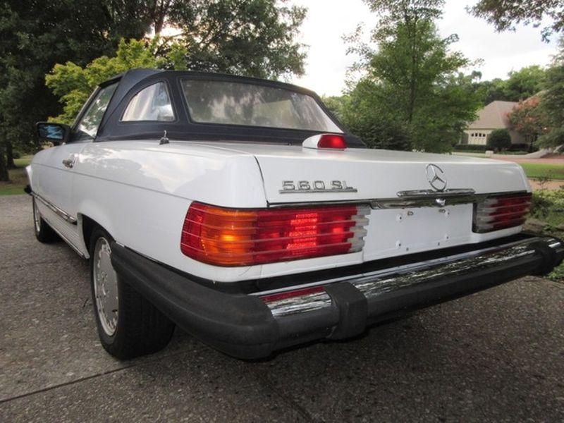 Superior ... 1987 Mercedes Benz 560 Series 560SL | Memphis, TN | Auto XChange South  In ...