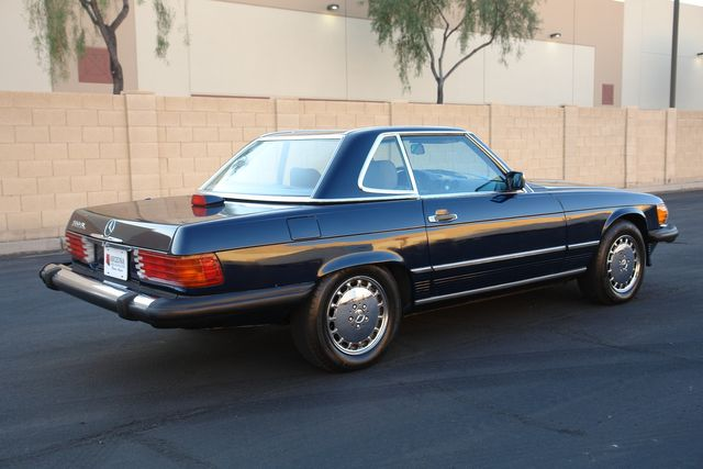 1987 Mercedes-Benz 560 Series 560SL in Phoenix Az., AZ 85027