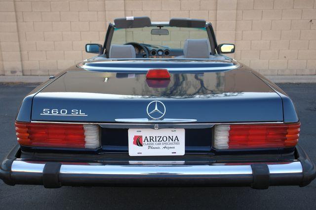 1987 Mercedes-Benz 560 Series 560SL in Phoenix Az., AZ 85027