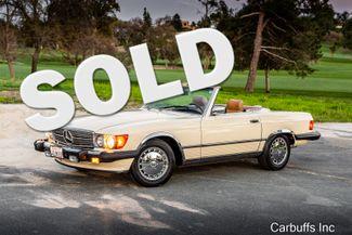 1987 Mercedes-Benz 560 SL 560SL | Concord, CA | Carbuffs in Concord