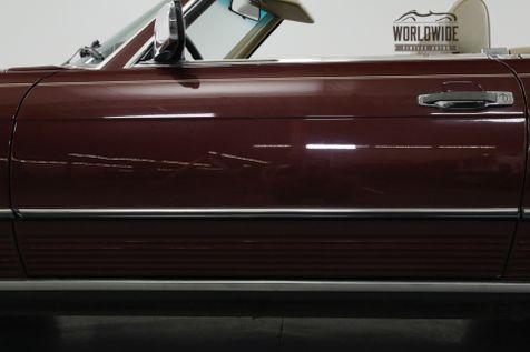 1987 Mercedes-Benz 560SL TWO TOP $5K+ IN RECENT MOTOR WORK IMMACULATE | Denver, CO | Worldwide Vintage Autos in Denver, CO