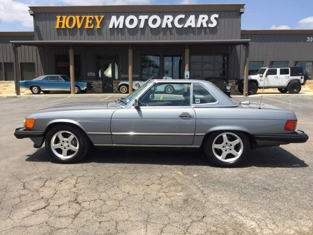 1987 Mercedes-Benz 560SL Series 560SL