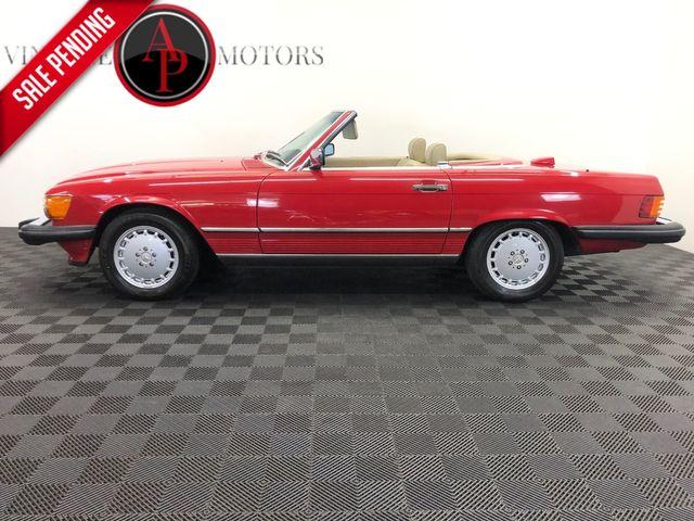 1987 Mercedes-Benz 560SL 49,000 Miles V8