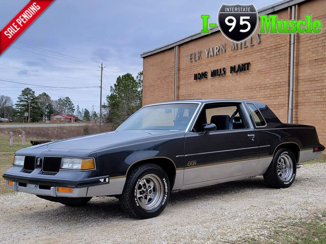 1987 Oldsmobile Cutlass Supreme 442 in Hope Mills, NC 28348