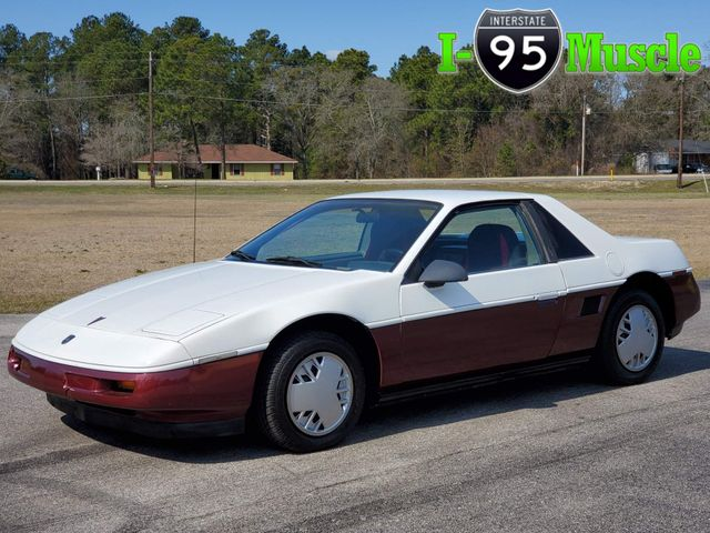 1987 Pontiac Fiero in Hope Mills, NC 28348