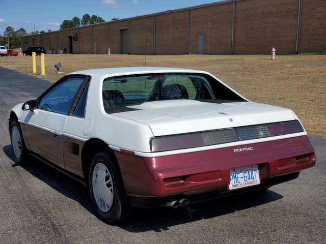 1987 Pontiac Fiero in Hope Mills, NC 28348