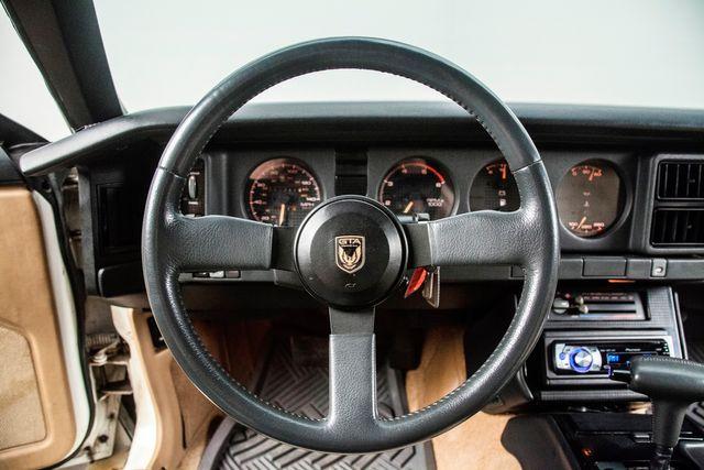 1987 Pontiac Firebird Trans Am GTA All Original w/ 80k Miles in Addison, TX 75001