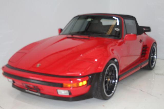 1987 Porsche 911 Turbo Cab Slant Nose Houston, Texas 3