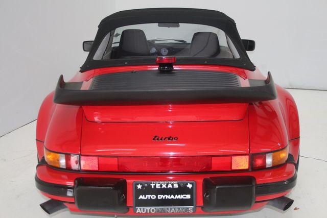 1987 Porsche 911 Turbo Cab Slant Nose Houston, Texas 10