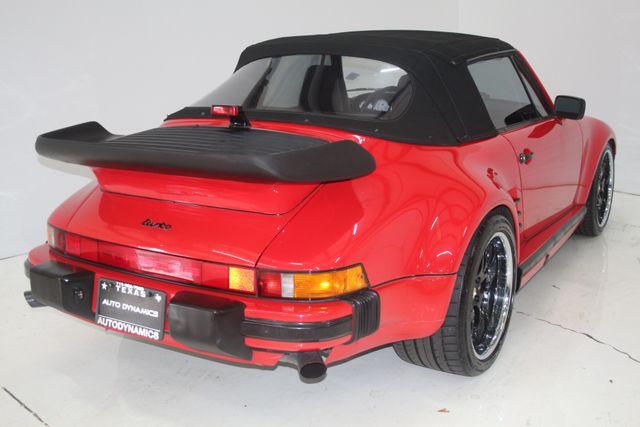 1987 Porsche 911 Turbo Cab Slant Nose Houston, Texas 11