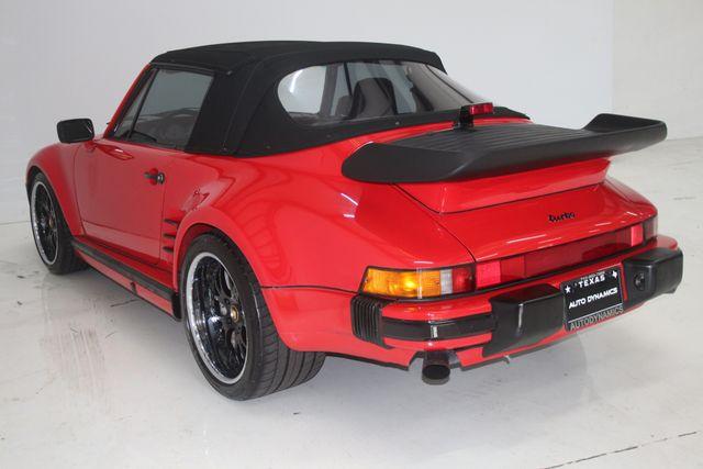 1987 Porsche 911 Turbo Cab Slant Nose Houston, Texas 13