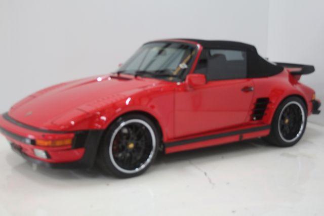 1987 Porsche 911 Turbo Cab Slant Nose Houston, Texas 1