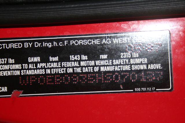 1987 Porsche 911 Turbo Cab Slant Nose Houston, Texas 19