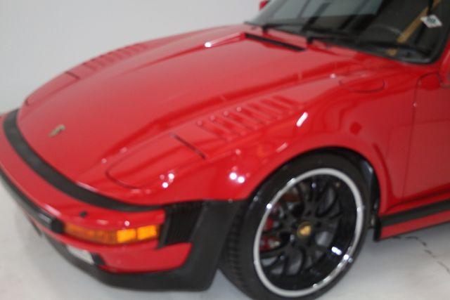1987 Porsche 911 Turbo Cab Slant Nose Houston, Texas 4