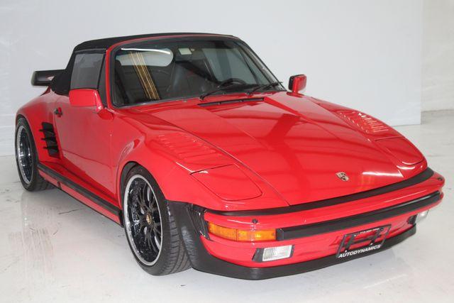 1987 Porsche 911 Turbo Cab Slant Nose Houston, Texas 7
