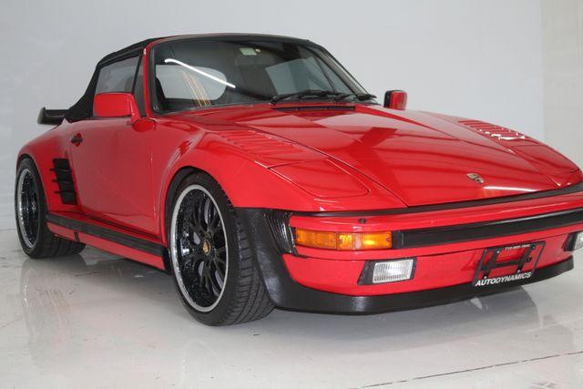 1987 Porsche 911 Turbo Cab Slant Nose Houston, Texas 8