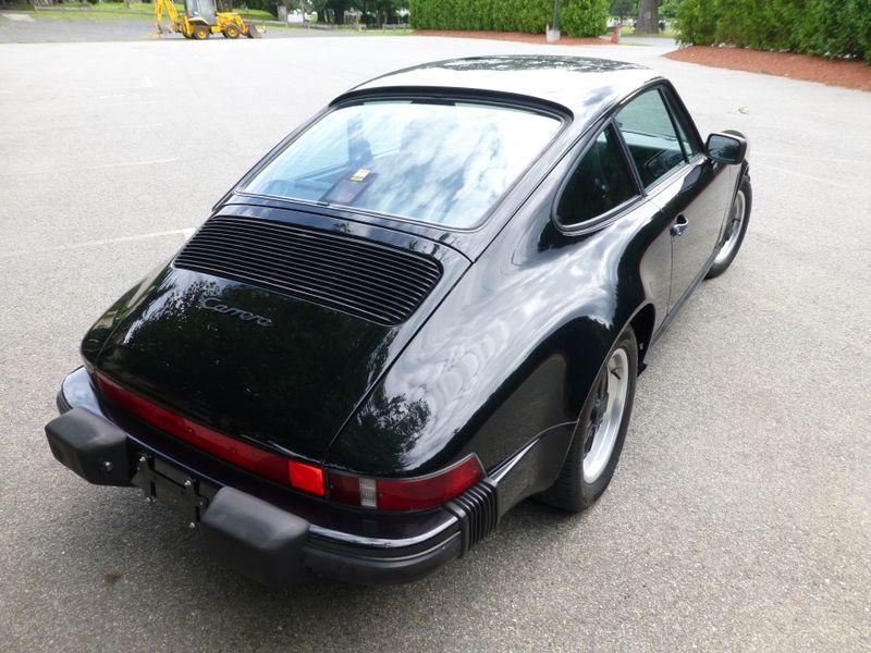1987 Porsche 911 Carrera Coupe  city MA  European Motorsports  in Lawrence, MA