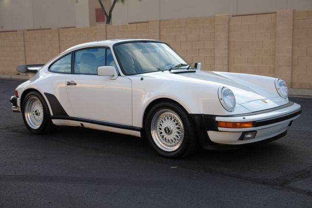 1987 Porsche 911 Carrera Turbo Phoenix, AZ 0