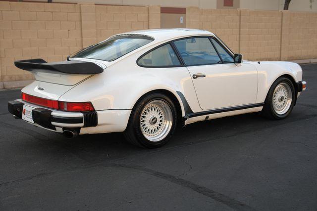 1987 Porsche 911 Carrera Turbo Phoenix, AZ 2