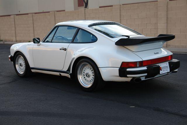 1987 Porsche 911 Carrera Turbo Phoenix, AZ 6