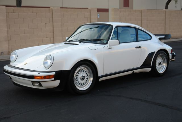 1987 Porsche 911 Carrera Turbo Phoenix, AZ 8