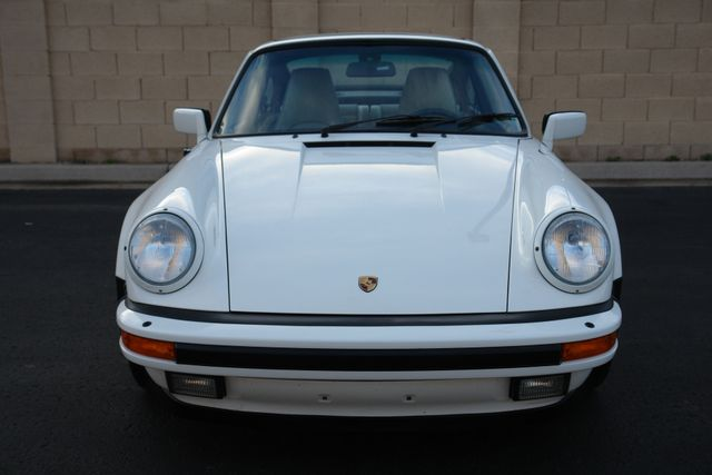 1987 Porsche 911 Carrera Turbo Phoenix, AZ 12
