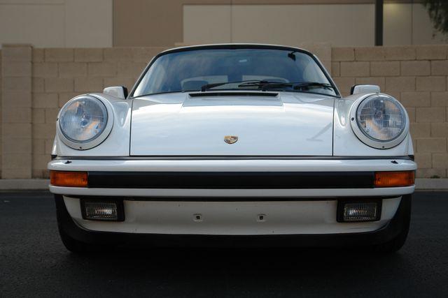 1987 Porsche 911 Carrera Turbo Phoenix, AZ 13